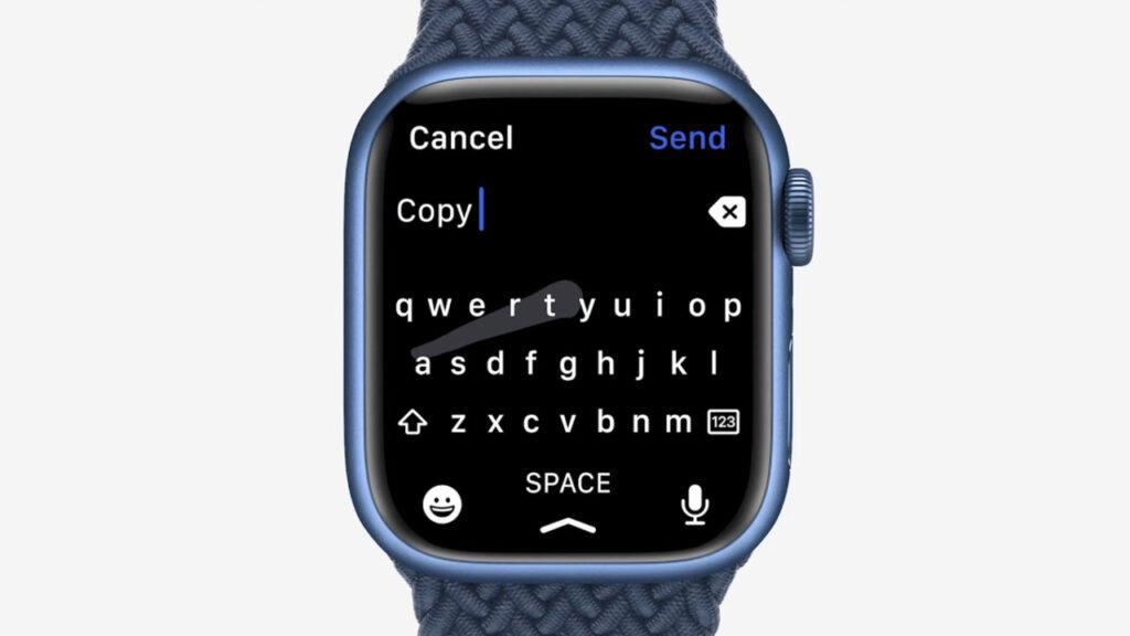 Apple Watch nová funkce