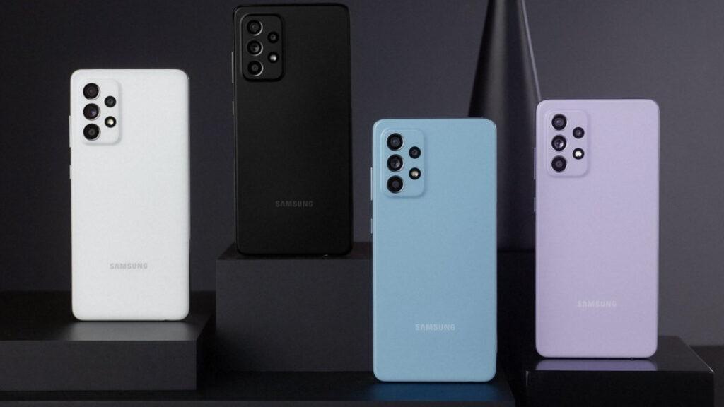 Populární Áčka od Samsungu