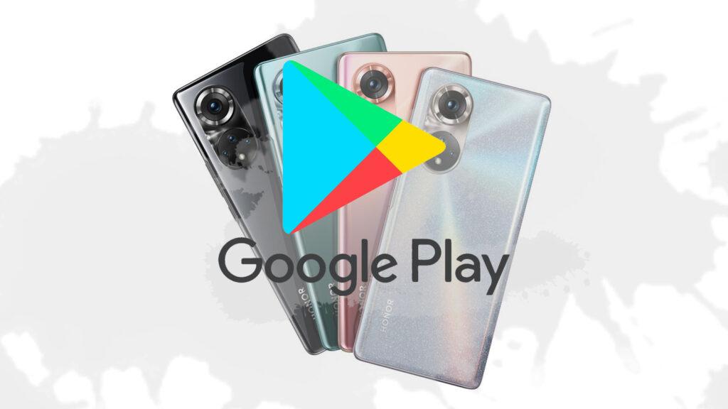 Honor s Google Play