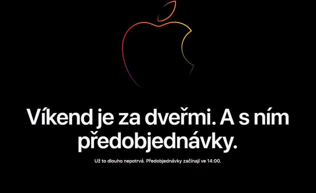 Předobjednávky iPhone 13
