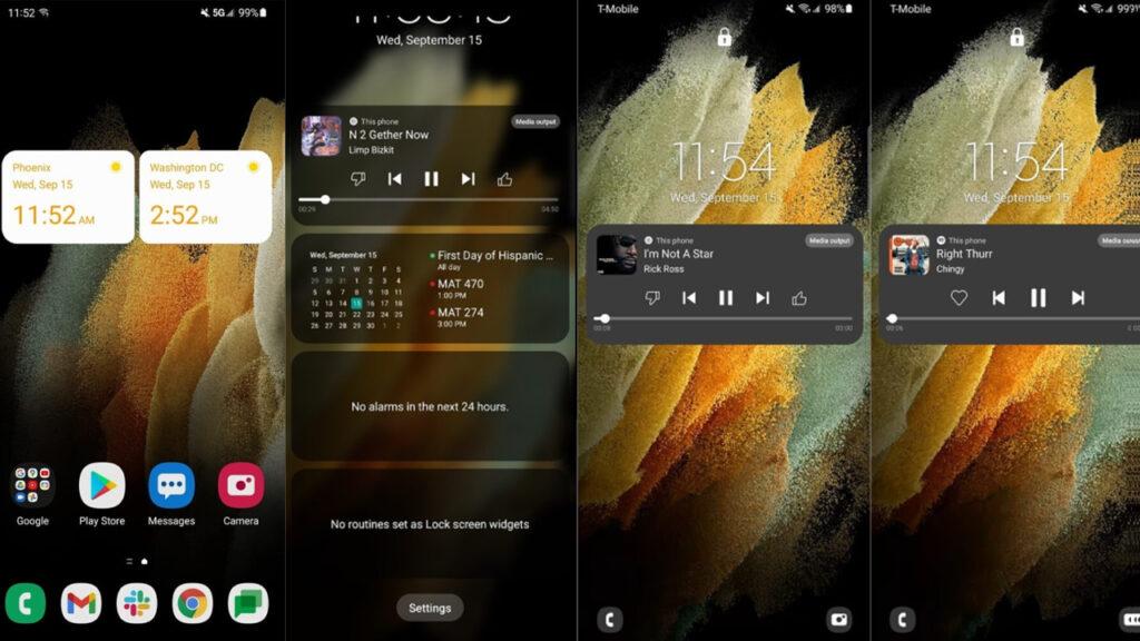 One UI 4.0 beta