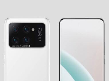 Xiaomi 200Mpx kamera