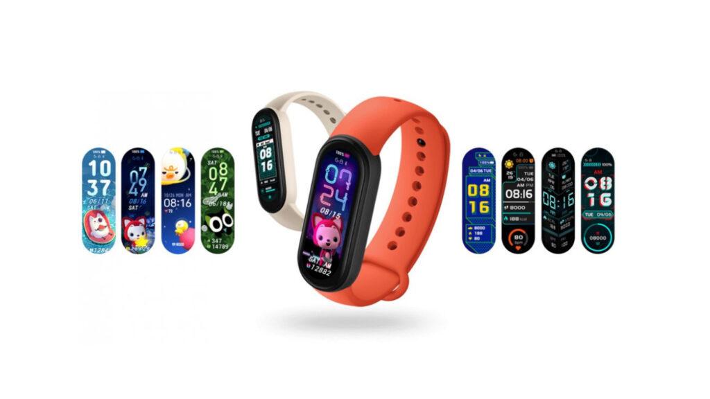 Xiaomi Mi Band 6 s NFC