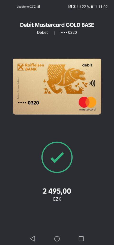 RaiPay od Raiffeisenbank