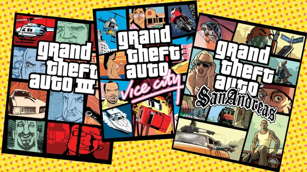 Grand Theft Auto: The Trilogy - The Definitive
