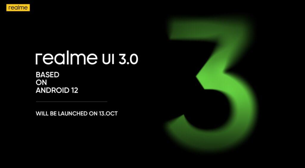 Blíží se premiéra Realme UI 3.0
