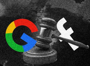 Google a Facebook