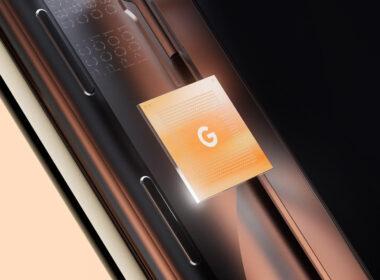 Google Tensor procesor