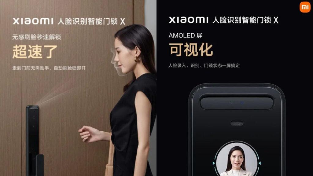Xiaomi chytrý zámek